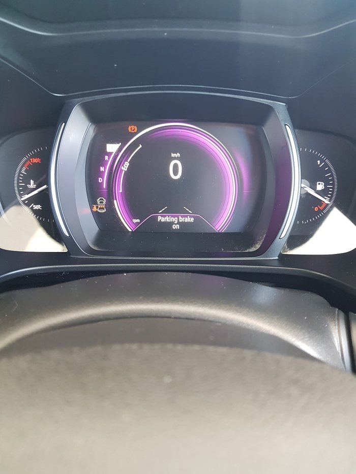 2018 Renault Koleos Zen HZG Universal White