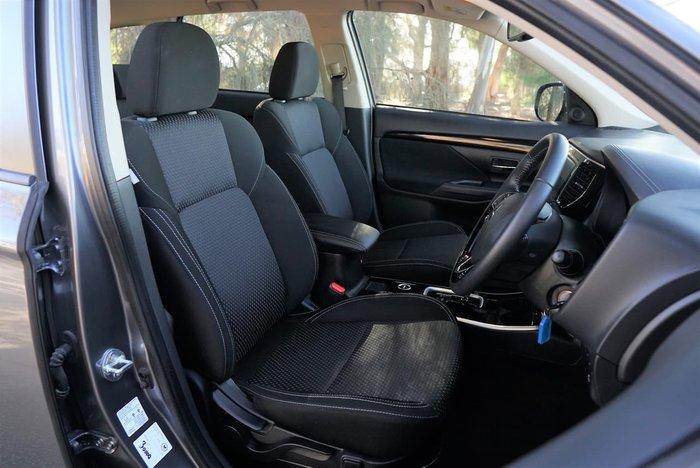 2019 Mitsubishi Outlander ES ZL MY20 AWD Grey