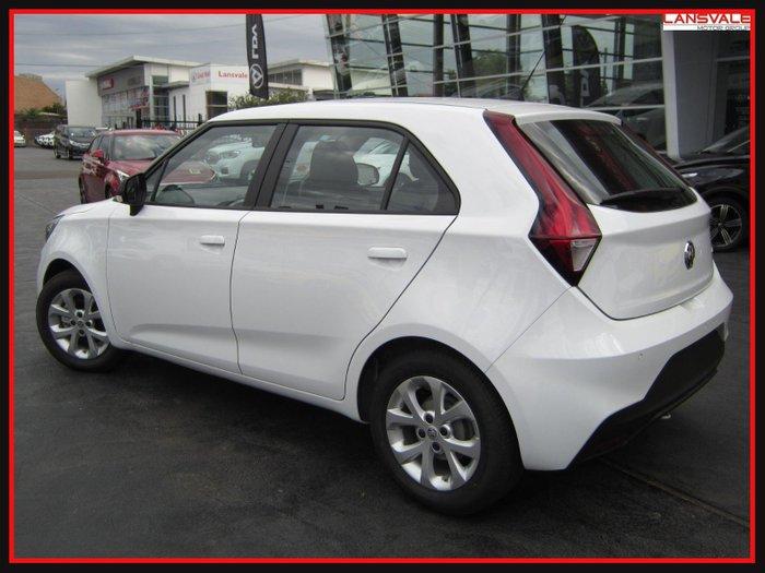 2020 MG MG3 Core SZP1 MY20 WHITE