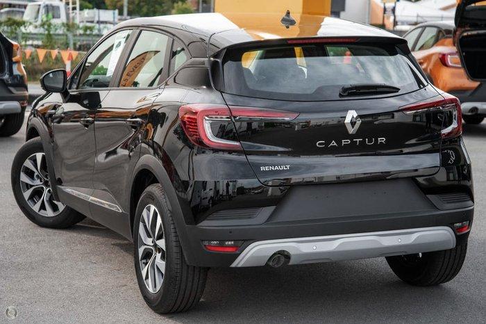 2021 Renault Captur Zen JB Black