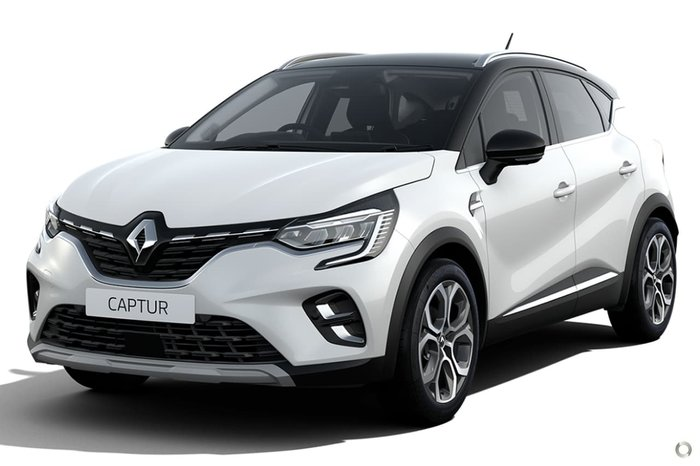 2021 Renault Captur Intens JB White