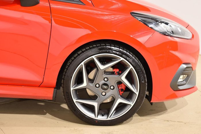 2020 Ford Fiesta ST WG MY21 Race Red