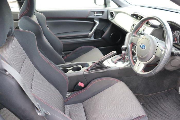 2013 Subaru BRZ Z1 MY14 White