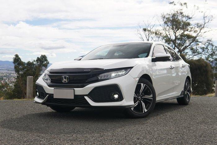 2017 Honda Civic RS 10th Gen MY17 White
