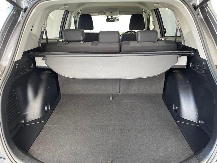 2016 Toyota RAV4 GXL ZSA42R Grey