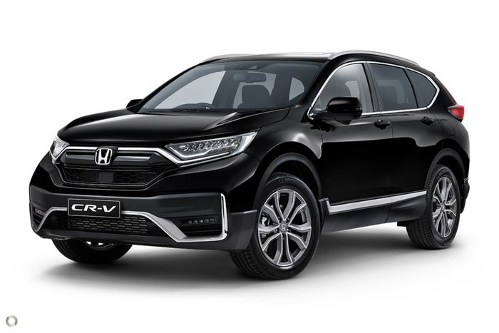 2021 Honda CR-V VTi LX AWD RW MY21 AWD Black