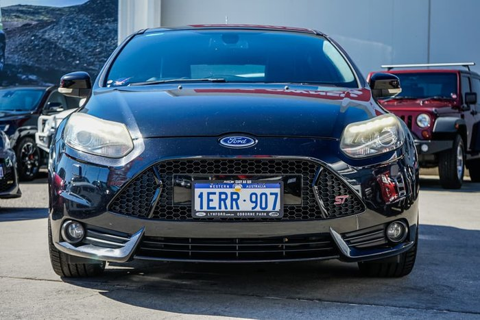 2014 Ford Focus ST LW MKII Panther Black