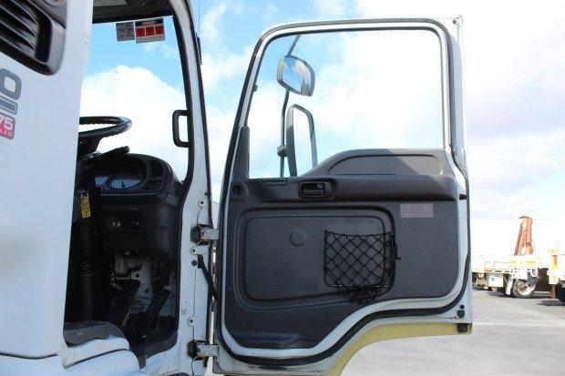 2004 Isuzu FVY1400 FVY 1400 WHITE