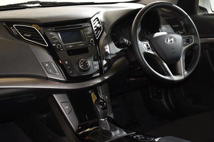 2015 Hyundai i40 Active VF4 Series II Creamy White