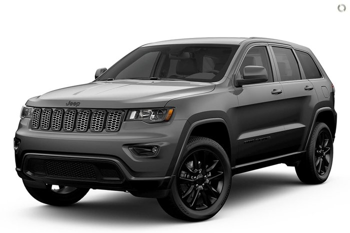 2021 Jeep Grand Cherokee Night Eagle WK MY21 4X4 Dual Range Grey