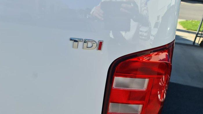 2017 Volkswagen Transporter TDI340 T6 MY17 White