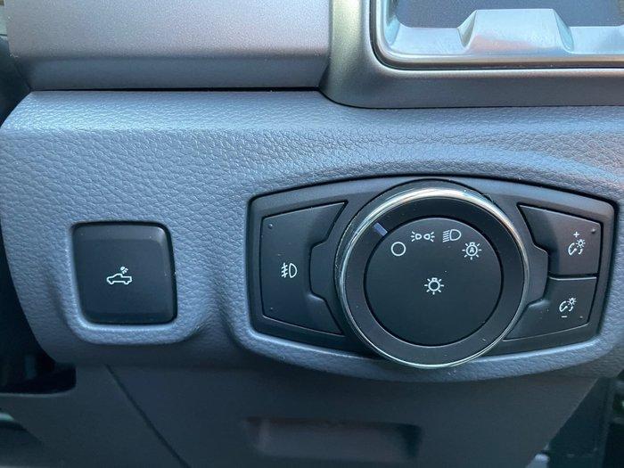 2016 Ford Ranger XLT PX MkII 4X4 Dual Range Metropolitan Grey