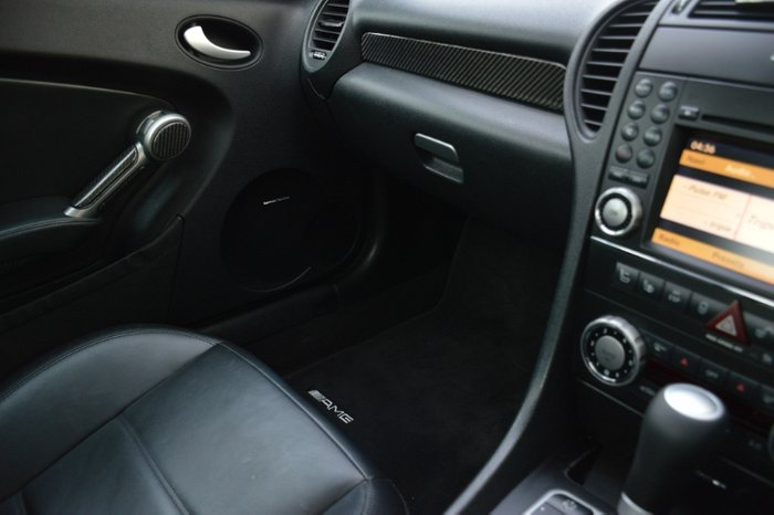 2009 Mercedes-Benz SLK-Class SLK55 R171 MY09 GREY