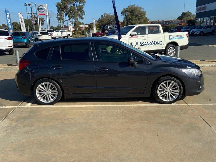 2013 Subaru Impreza 2.0i-S G4 MY14 AWD Grey
