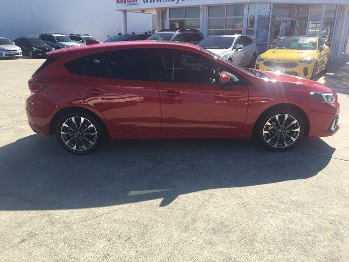 2020 Subaru Impreza 2.0i Premium G5 MY20 AWD Red