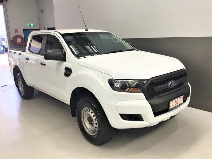 2016 Ford Ranger XL PX MkII White