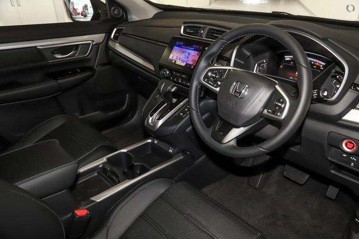 2021 Honda CR-V VTi L AWD RW MY21 AWD White