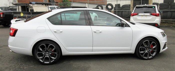 2017 SKODA Octavia RS 169TSI NE MY18 White