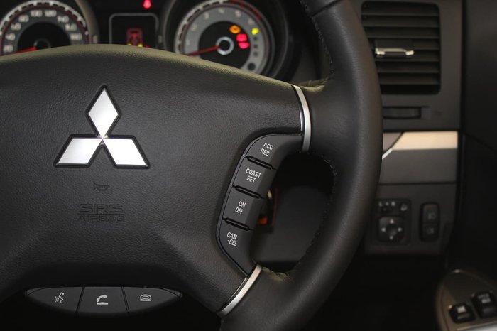 2021 Mitsubishi Pajero GLX NX MY21 4X4 Dual Range Terra Rossa