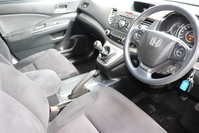 2013 Honda CR-V VTi RM Grey