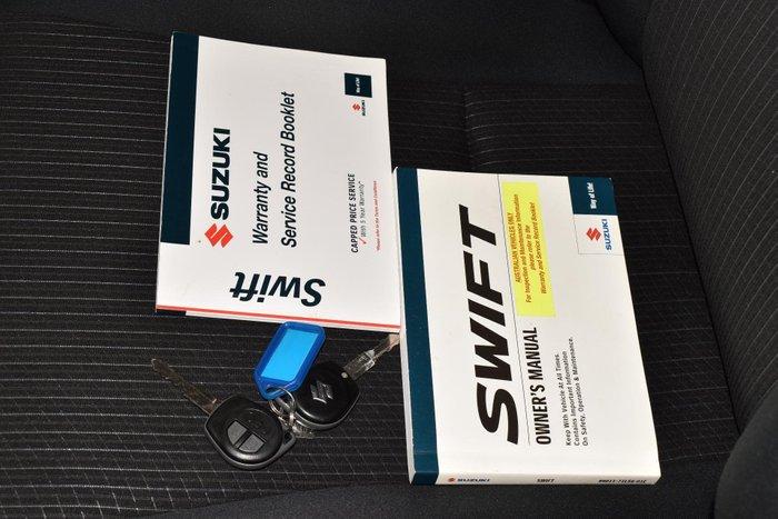 2016 Suzuki Swift GL FZ MY15 Boost Blue