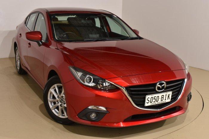 2015 Mazda 3 Maxx BM Series Soul Red