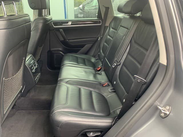 2012 Volkswagen Touareg V6 TDI 7P MY13 Four Wheel Drive Canyon Grey