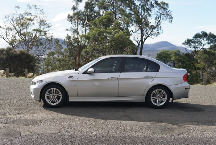 2008 BMW 3 Series 320i E90 MY08 Silver