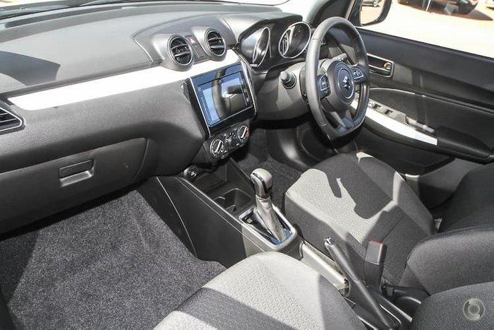 2021 Suzuki Swift GL Navigator AZ Series II Premium Silver