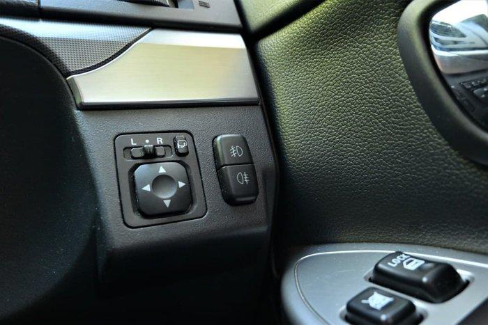 2015 Mitsubishi Pajero GLS NX MY16 4X4 Dual Range Graphite Grey