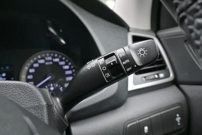 2017 Hyundai Tucson Active X TL MY17 Ara Blue