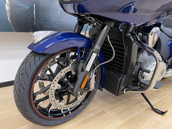 2021 Indian CHALLENGER LIMITED BLUE