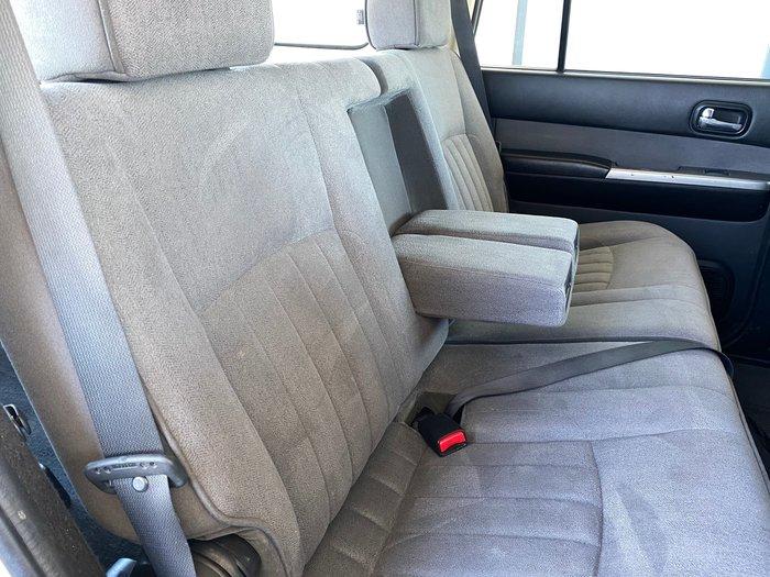 2015 Nissan Patrol ST N-TREK Y61 4X4 Dual Range Polar White