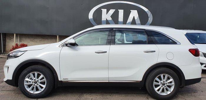 2018 Kia Sorento Si UM MY18 AWD White