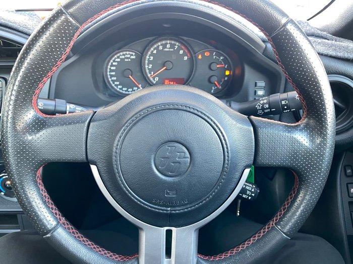 2012 Toyota 86 GT ZN6 Pegasus White