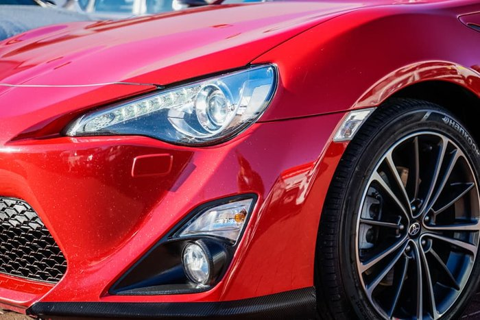 2015 Toyota 86 GTS ZN6 Ignition Red
