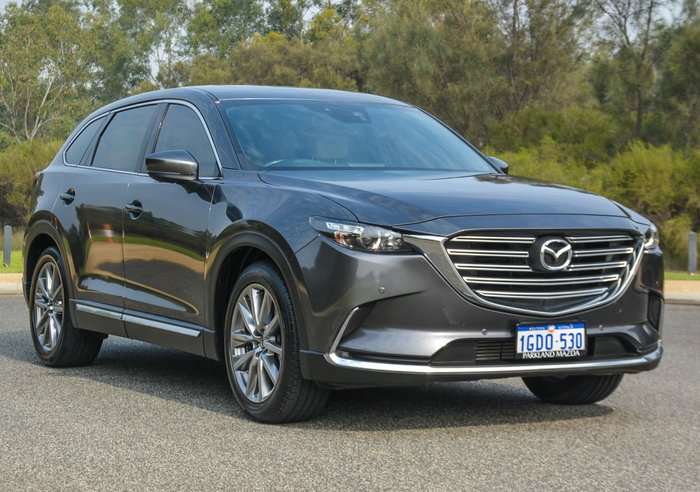 2016 Mazda CX-9 GT TC Machine Grey