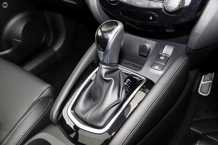 2021 Nissan QASHQAI Ti J11 Series 3 MY20 White