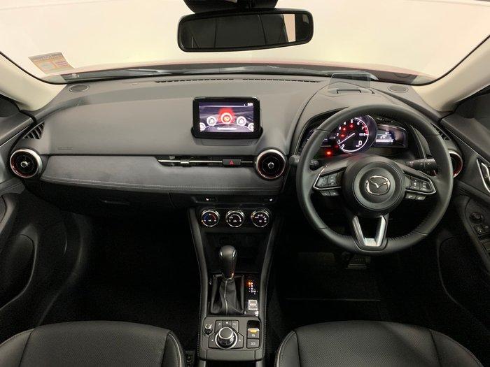 2021 Mazda CX-3 Akari DK AWD Snowflake White Pearl