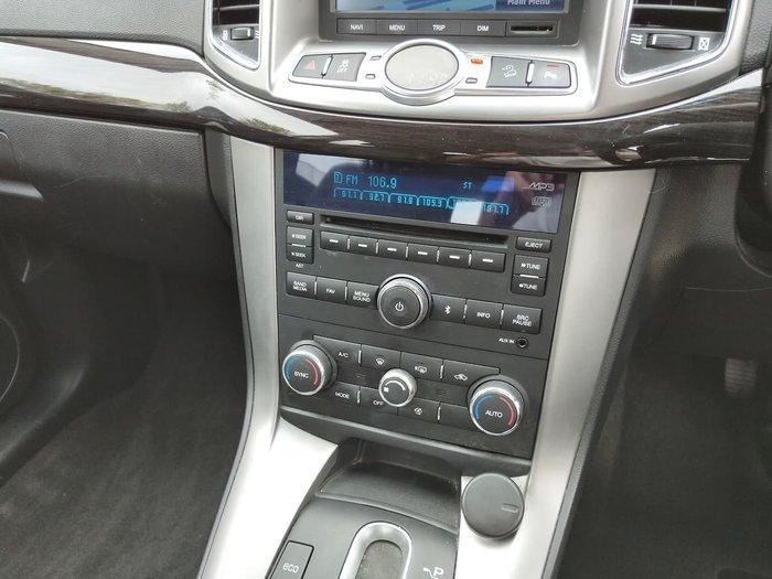 2014 Holden Captiva 7 LTZ CG MY14 AWD Black