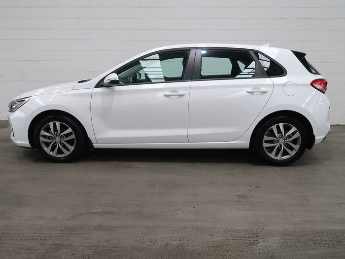 2019 Hyundai i30 Active PD2 MY19 White