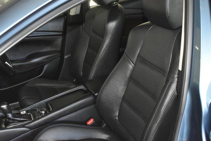 2015 Mazda 6 Touring GJ Series 2 Blue