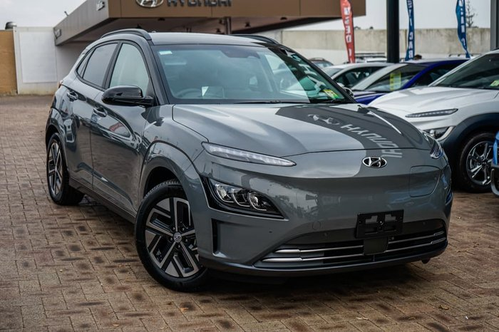 2021 Hyundai Kona electric Highlander