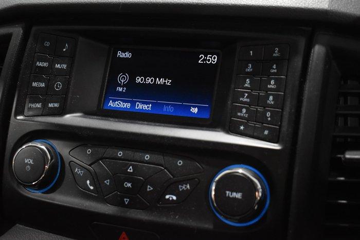 2015 Ford Ranger XL PX 4X4 Dual Range