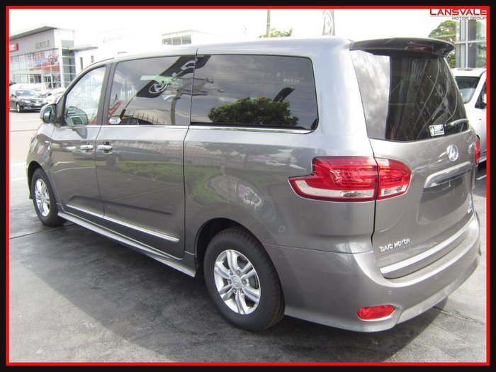 2021 LDV G10 Executive SV7A LAVA GREY