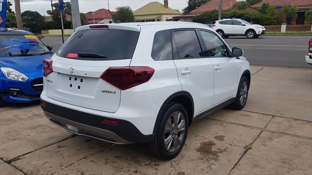 2020 SUZUKI VITARA Vitara Series II 1.6L Auto Pearl White Base