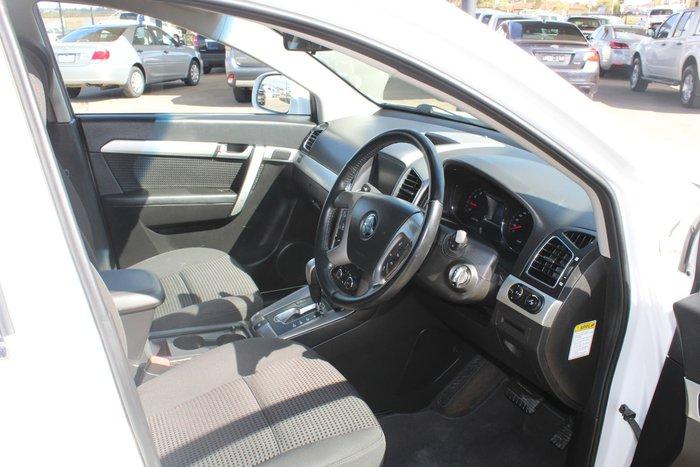 2015 Holden Captiva 7 LS CG MY15 Summit White