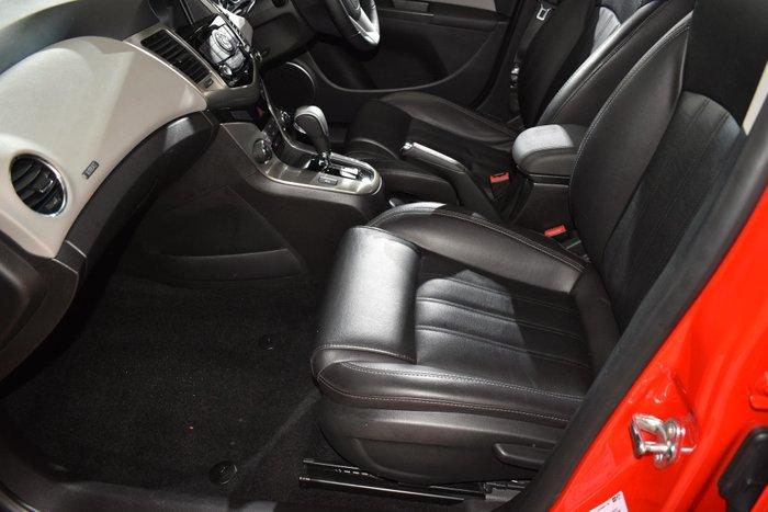 2016 Holden Cruze Z-Series JH Series II MY16 Redhot