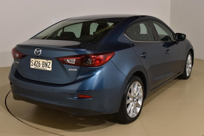 2016 Mazda 3 SP25 BM Series Blue