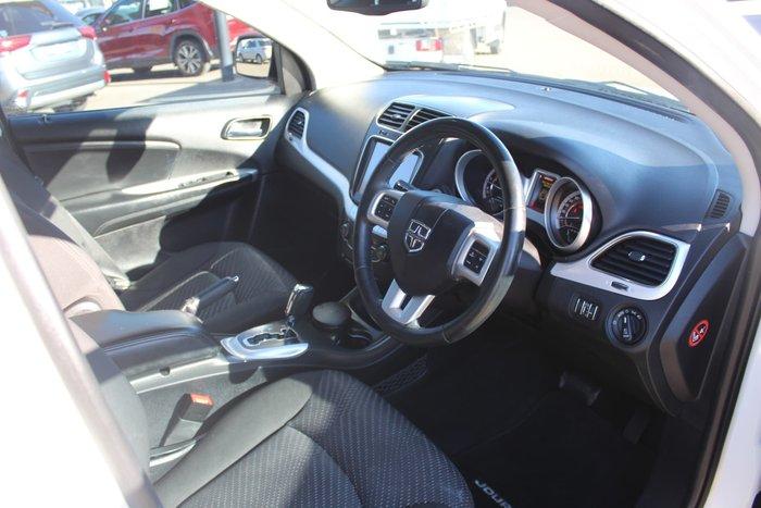 2013 Dodge Journey SXT JC MY13 White